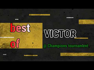 best of Victor at U7 Champions Tournament