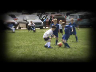 10 Year Old Wonder - Messi Someday