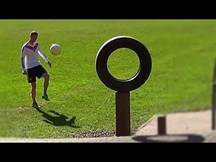 Soccer Trick Shots!