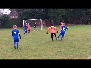 Soccer Kid - JIMI WEBB - HIGHLIGHTS 2017/18 U9