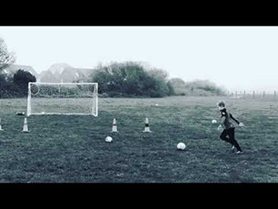 Soccer Kids - JIMI WEBB - Freekicks 17/18