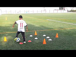 U8 Last year some goal compilation