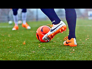 Improve your weak foot skills