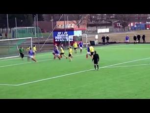 Norwegian talent, u16 CB Vålerenga