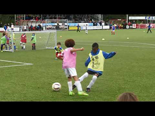 Levi 6yr selectinday against boys of 6-7 year