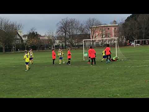 Soccer Kid - JIMI WEBB - free kick not given
