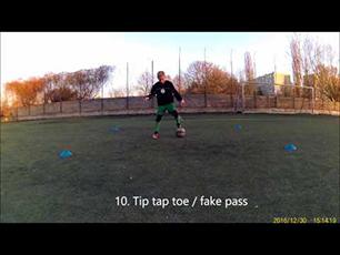 10 Ball Mastery Skills