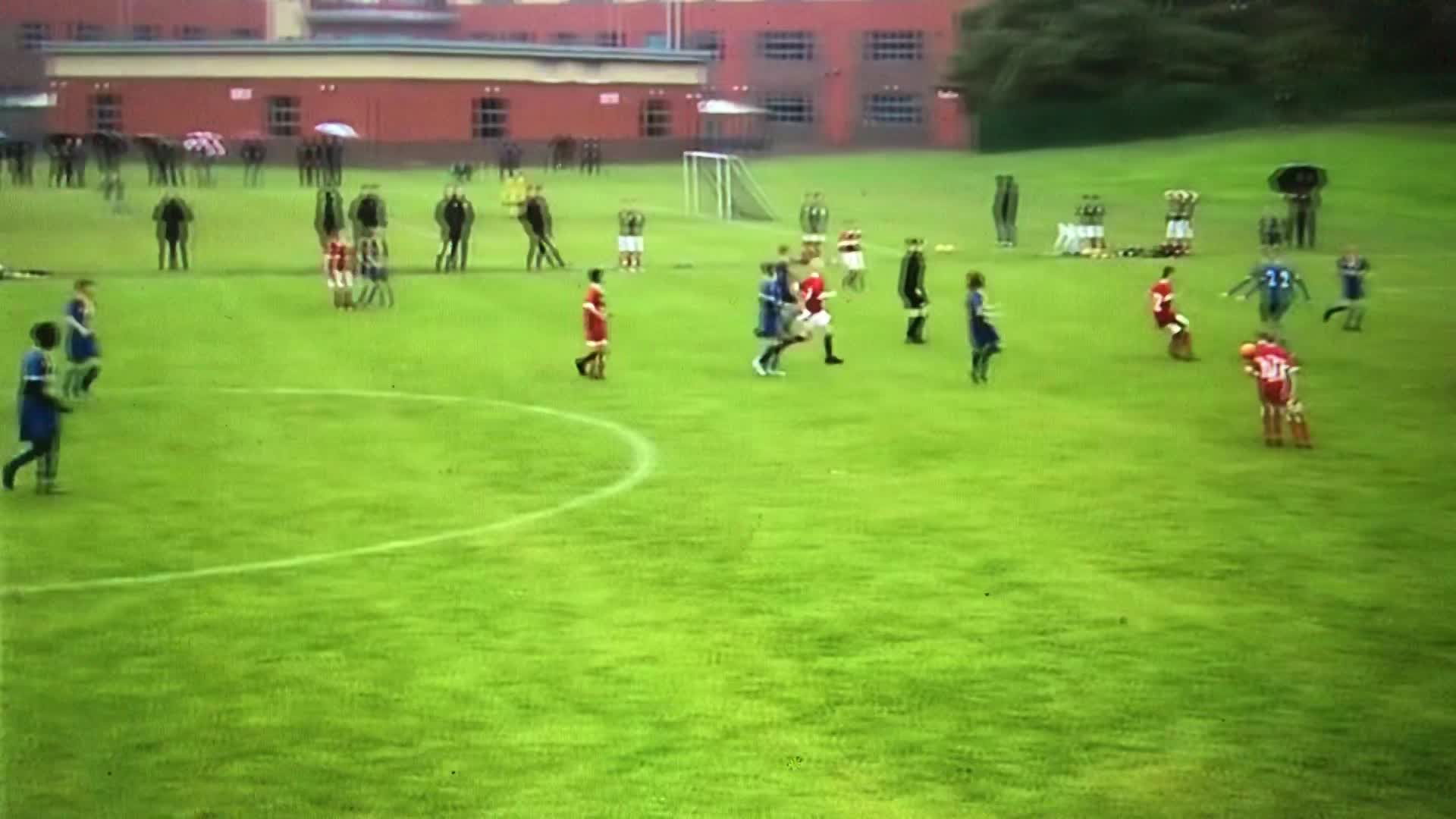 12 Year Old Brandon Wust Scoring against Wals