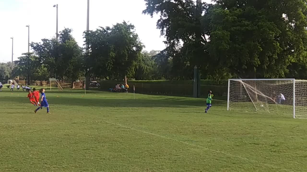 PSG Academy Plantation, FL Debut Game U10 age 9