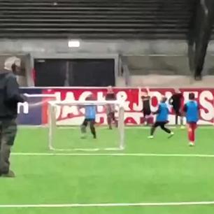 3 sec rabona goal