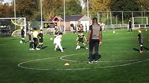 Great Nutmeg by Parsa at Born To Play Academy