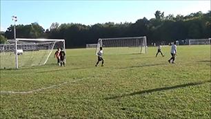 Joey Volley Goal Shot - Amazing Goal