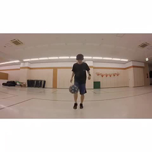 Amazing freestyle skills