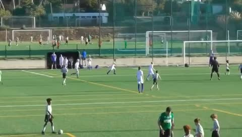 Match highlights against Sporting Academy