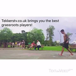 Amazing freestyle in the park!