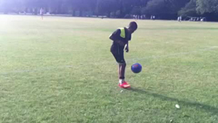 Ball skills