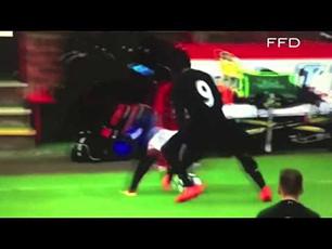 Manchester United Baller Angel Gomes