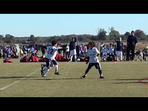 Talented 8 years old soccer player, playing in Elite club