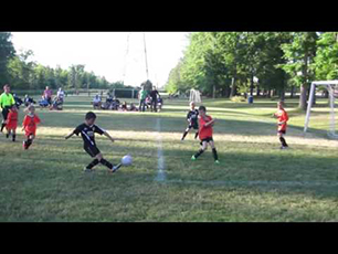 7 year old soccer player, KAI KATAKURA
