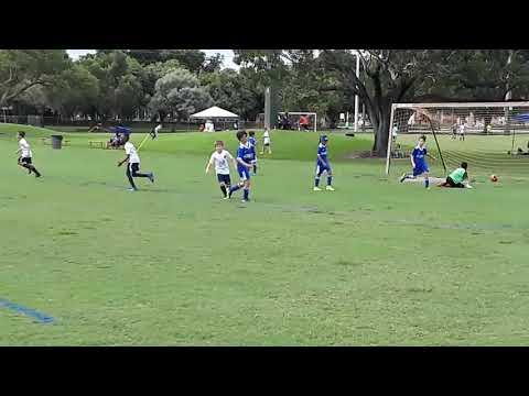 Owasi a.k.a 'Aubameyang' PSG Academy U10