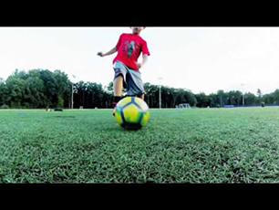 7 year old soccer star
