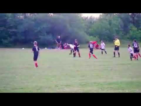 Rabona goal colten 10 years old