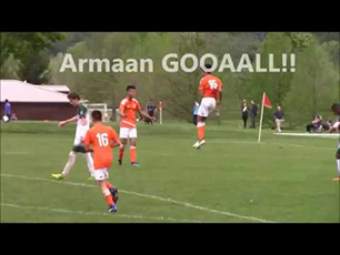 Amazing Volley Goal